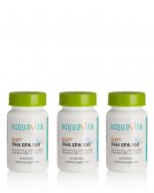 スーパーDHA EPA500(30粒/1ヵ月分)×3○C18