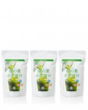 熊本県産 乳酸菌入り 桑の葉新芽青汁 3袋セット○016