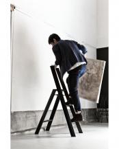 ブラック●ルカーノ 3-step(3段)○ML2.0-3(BK)