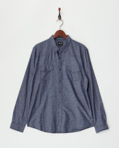 MVMT●LSFLECKGRID WESTERN SHIRT○M73H18R95D0