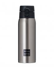 クリアステンレス●真空断熱ステンレスマグボトル(エアゼロ)500mL○AZ-C500CST