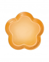 Carrot Orange●フラワー・プレート LC (L)○91024403114070