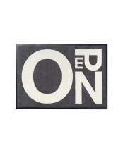 OPEN_GY●【Limited Special Price】TERRACE MAT_[L]by TYPOGRAPHY○001284