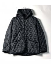 ブラック●キルティングジャケット|MEN○LOTR-MEN002