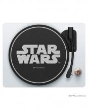 ホワイト スター・ウォーズ レコードプレーヤー○IMP-901-WH