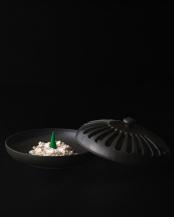 黒(炭)●線香炉○WDH-0035