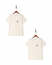 off white●icon pocket t-shirt○AZT-805/AZT-805
