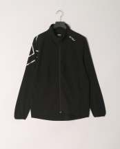 BLK/SIL●MENS STRETCH WOVEN JACKET○MR6004A