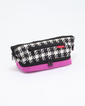 COSMETIC BAG S FIFT BK/PUPLE○39207900