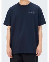 NAVY●DRYメッシュTシャツ○183-00910