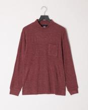ローズ●ワッフルハイネックシャツ○K82507