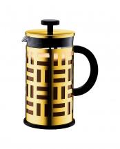 ゴールド●EILEEN フレンチプレスコーヒーメーカー 1.0L○11195