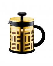 ゴールド●EILEEN フレンチプレスコーヒーメーカー 500mL○11196