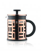 カッパー●EILEEN フレンチプレスコーヒーメーカー 500mL○11196-18