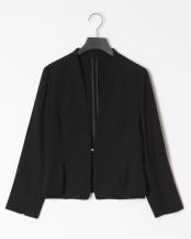 ブラック●カラーレスジャケット○729323