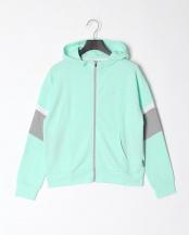 アイスミント●ジップフーデッドジャケット○HMLP7010