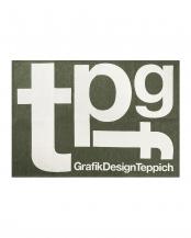 KH●TYPOGRAPHY[tpgf]RUG 140×200○001273