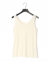 Jホワイト●FIT LIKE SKIN TANK○DD59125