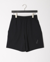 BLK/BLK●STRETCH CROSS 7INCH SHORT○MR6131B