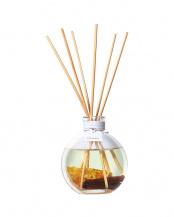 カモミール●紅茶をイメージした香り  ハーバリウムリードディフューザー Modern Collection○MRU-86