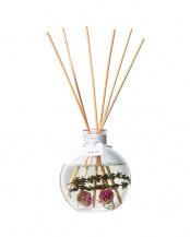 ローズマリー●紅茶をイメージした香り  ハーバリウムリードディフューザー Modern Collection○MRU-86