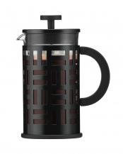 ブラック●EILEEN フレンチプレスコーヒーメーカー 1.0L○11195-01J