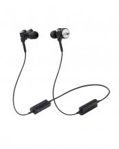 ブラック●「Bluetoothイヤホン」 高音質/シェアリング機能/安定した装着感○LBT-GB41BK