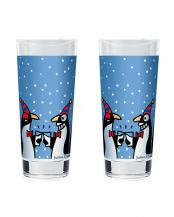 MILK CLUB ミルクグラス 2P○81140140×2