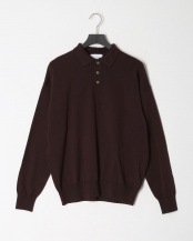 BROWN●ALL TIME KNIT COLLAR○MA-K-010