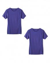 ローヌブルー●Tシャツ×2セット○ASX113A×2