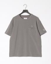 GRAY●WJビッグTシャツ○8191-01210