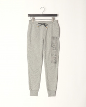 Taiwan Med Grey Heather●Jogger pant w side logo○TB0A1N83G091