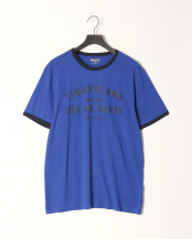 Surf the Web●AF Update - SS Brand Carrier Tee RINGER○TB0A1NHI4541