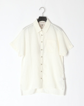 Picket Fence●SS Town Brook Piece Dyed Shirt Relaxed○TB0A1NTM1301