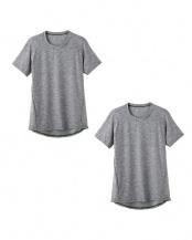 カーキー●Tシャツ×2点セット○ASX013A×2