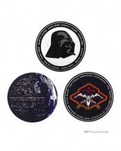 スター・ウォーズ マグネットコースター  3種セット B○IMP-301-DVA/IMP-301-DS/IMP-301-XW
