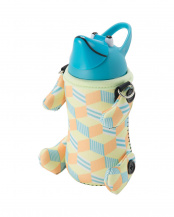 Cubes Yellow●ALF Animal Bottle○5155ALF