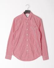 Tango Red YD●AF LS LW Oxfd Gghm Shirt○TB0A1LWTJ841
