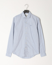 Ashley Blue YD●AF LS Lane River Oxford Shirt Slim○TB0A1UQ9G331