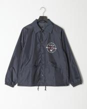 CHARCOAL●UR×ISA FUNSURF コーチジャケット○BS86-17M001