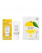 YUZU UV&フェイスマスクセット○61002/61003