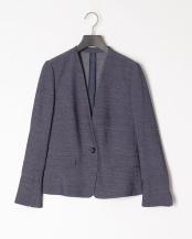 ブルー●カラーレスジャケット○720205