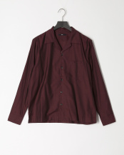 ワイン●(2740)SU:SPM.C OPEN COLLAR SH○111140556