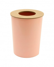 PINK●COLOR&WOOD DUST BOX○002777