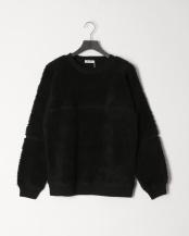 BLACK●ボアプルオーバー○DF97-11V065