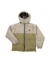 BEIGE●BAFFLE TOURIST ZIP-OFF 3WAY - Khaki○F18-2004