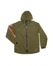OLIVE●ALL GOOD MEADOW DESCENT - GREEN○W18-2003