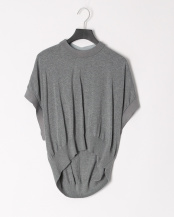 24/gray●High gauge knit top○TP01-XN211