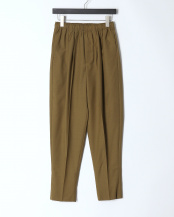 09/khaki●Suiting easy pants○TV01-FF318