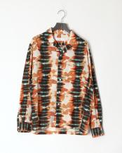 01/white●Cupra cotton print shirt○TV01-FJ304